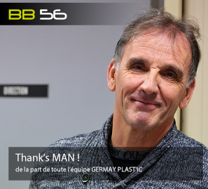 Germay Plast'IC - Thank's MAN !